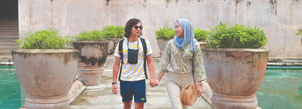 5 Destinasi Wisata yang Bisa Kamu Datangi ketika  Mengelilingi Kota Yogyakarta!