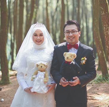 3 Referensi Konsep Pre-Wedding Terpopuler  yang Bisa Kamu Contek untuk Photoshoot Kamu dan Pasangan Nanti!