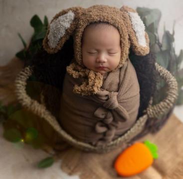 Gak Perlu Khawatir Bayi Rewel, Lima Tips ini Bisa Kamu Lakukan saat Newborn Photoshoot