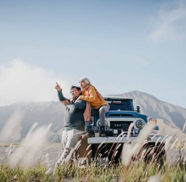 Menikmati Sunrise di Bromo, Empat Lokasi Ini Menjadi Favorit Para Wisatawan