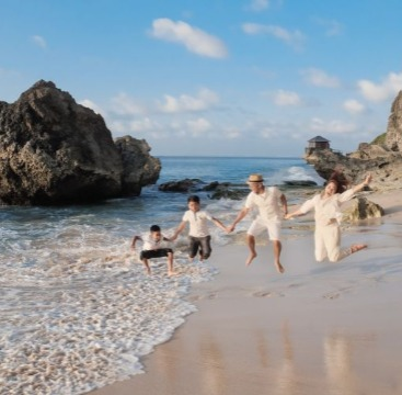 Rekomendasi Lokasi Foto untuk Mengabadikan Momen Liburan Bersama Keluarga
