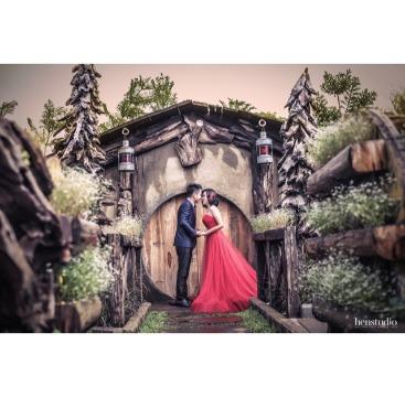 Empat Referensi Konsep Pre-wedding Unik