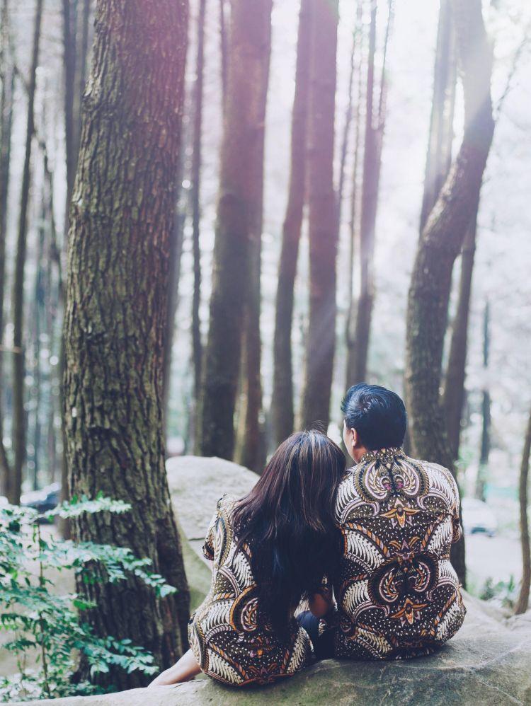 Pre Wedding At Gunung Pancar Sentul The Lens Story