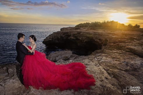 Special Bali Pre-Wedding Promo ( Only at The Lens Story )