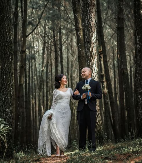 Pre-Wedding Package (Gold)