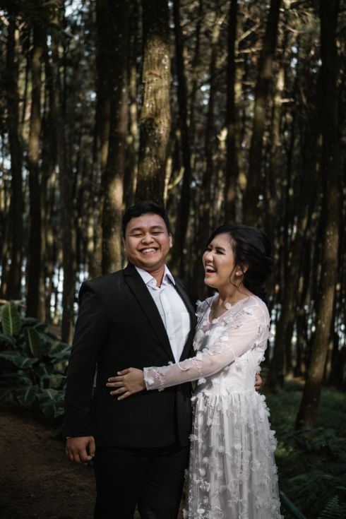 Simple and Low Budget Pre-Wedding Travel Session