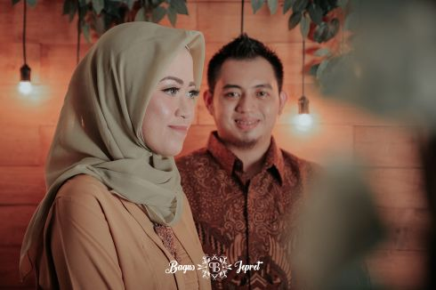 Prewedding at Rumah Cimanggu