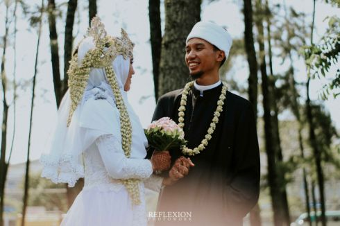 Muslim Wedding Package  (Photo & Video) Bandung