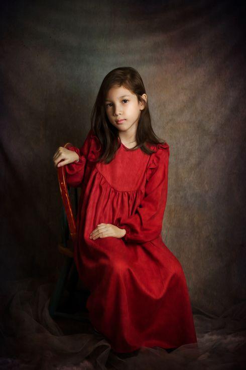 Fine Art Children Portraiture