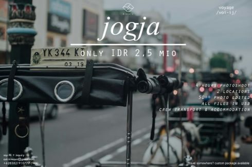 Jogja promo destination couple photo