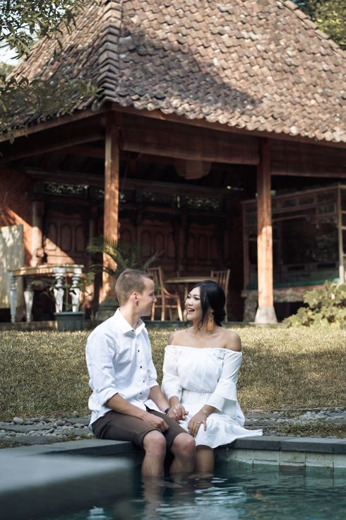 Prewedding Package Outdoor Yogyakarta