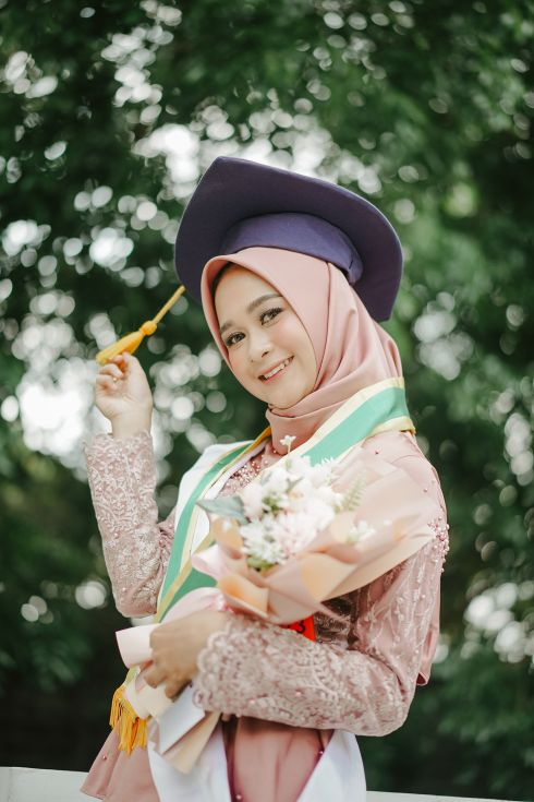 Graduation Photo Yogyakarta