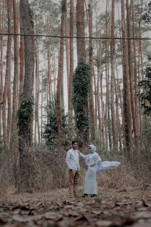 Pre-Wedding Outdoor Medan - Berastagi, Sumatera Utara
