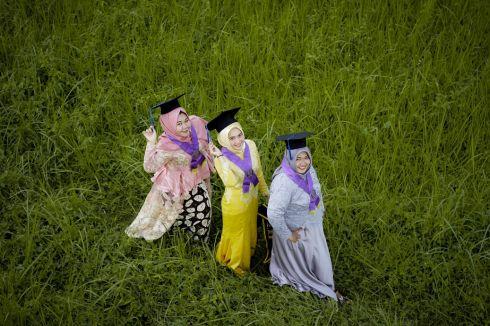 Wisuda Style Medan