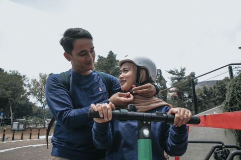 The Pre-Wedding Ideas Premium - Pondok Aren / Jurang Mangu, Banten