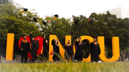 Graduation in Taiwan - Taipei, Taipei