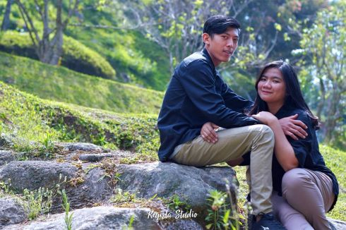 Pre-Wedding Photography 1 - Pinang , Banten