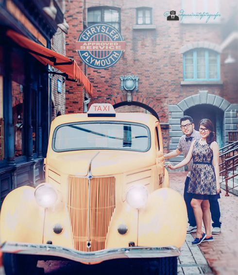 Prewedding In Singapore