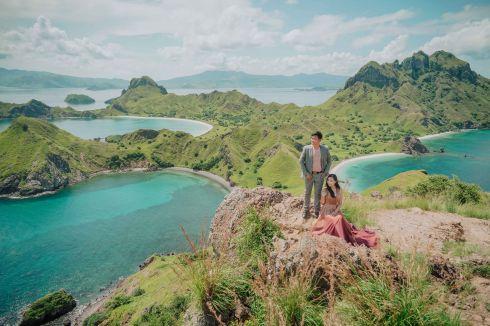 Prewedding Trip Labuan Bajo