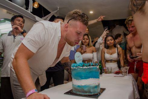 Bali Birthday Party Photography
