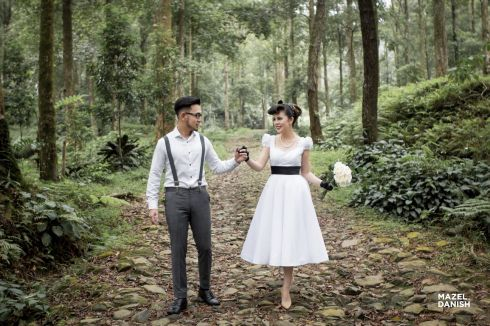 Launching Promo: Pre-Wedding - Photo Hunting Concept