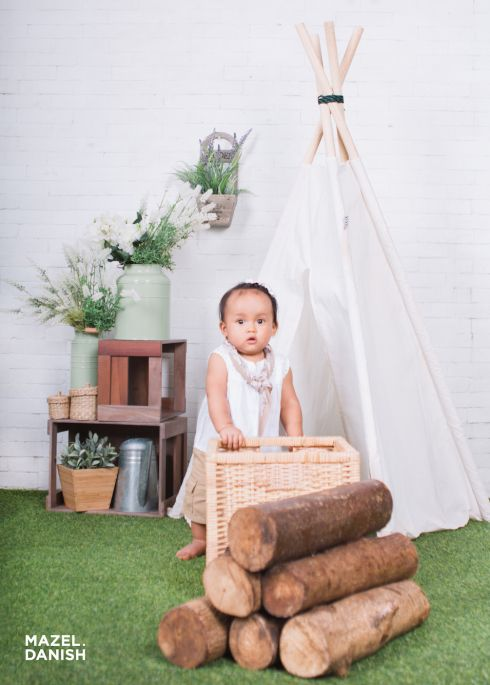 Babies & Kids Studio Photography